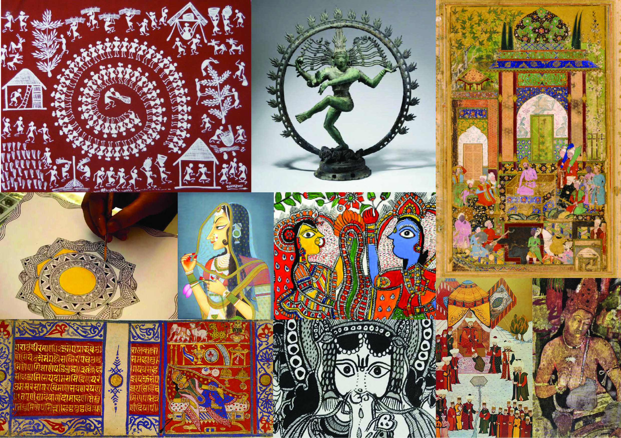 Wice As271 Introduction To Indian Painting