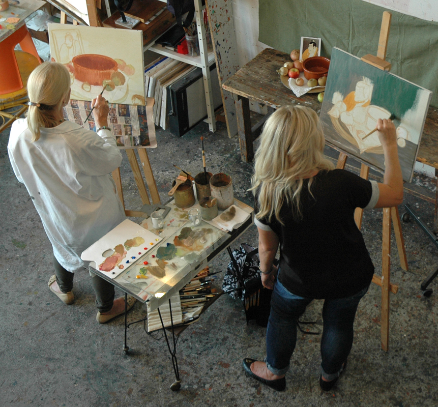 Visual Arts Photography: Photography Workshops, Painting Drawing And